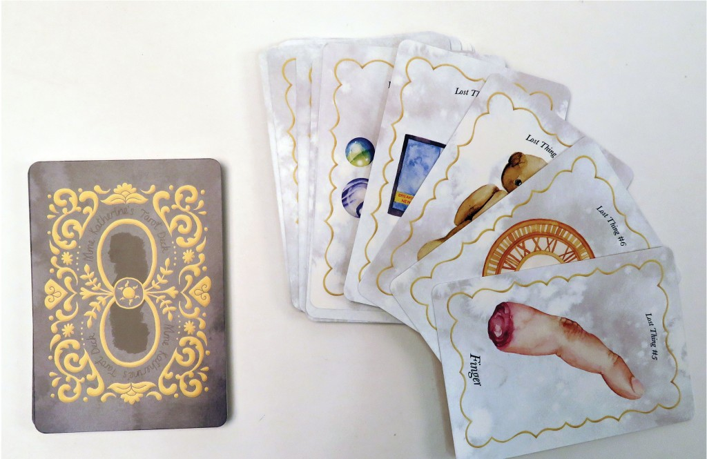 Tarot Cards and Reverse